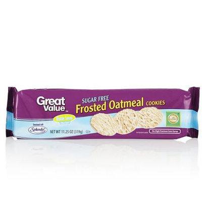 Walmart Cookies Iced Oatmeal Cookies