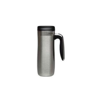 Pacific Market International 10-01265-001 Senja Travel Mug 16oz - Black