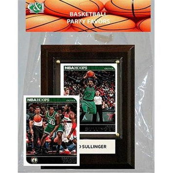Candicollectables Candlcollectables 46LBCELTICS NBA Boston Celtics Party Favor With 4 x 6 Plaque