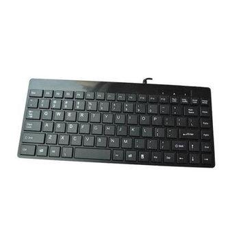 iMicro KB-IM8232 Ultra Slim USB Keyboard - Black