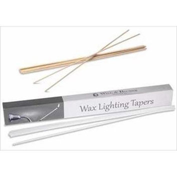 Will & Baumer 56776 Candle Wax Lighting Tapers 18 In.