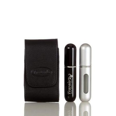 Reaction Retail BCG016 Excel 3-Piece Gift Set - Black Silver