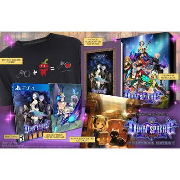 U & I Entertainment Odin Sphere Leifthrasir - Storybook Edition - Playstation 4