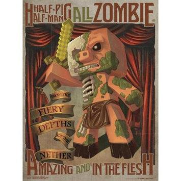 Trend Poster - Minecraft - Zombie Pigman New Wall Art 18x24 rp2149