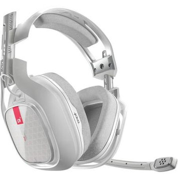 Astro Gaming Astro A40 Tr Headset - Stereo - White - Mini-phone - Wired - 48 Ohm - 20 Hz - 24 Khz - Over-the-head, Over-the-ear - Binaural - Circumaural - 6.56 Ft Cable (3ah4t-xox9w-504)