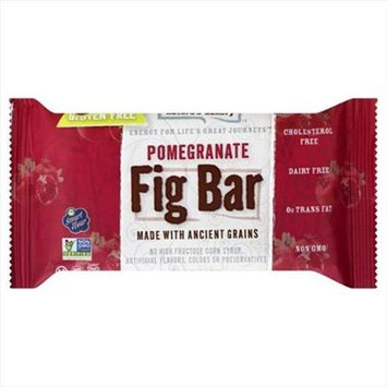 Nature's Bakery FIG BAR, POMEGRANTE, GF, (Pack of 12)