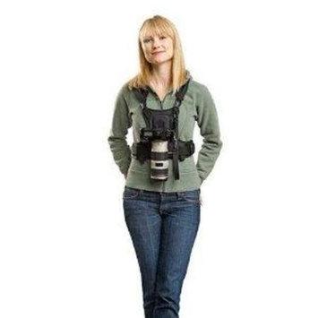 Cotton Carrier Camera Vest for 1 Camera, Black