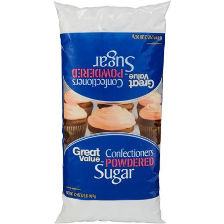 Great Value Powdered Sugar