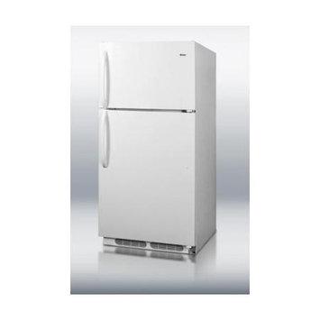 Summit CTR15 14.3 cu. ft. Top Freezer Refrigerator with Deluxe Interior
