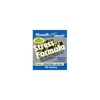 Mason Natural, Stress Formula with Zinc, 60 Tablets