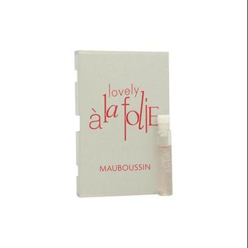 Mauboussin Lovely A La Folie Women's 0.05-ounce Eau de Parfum Splash Vial (Mini)