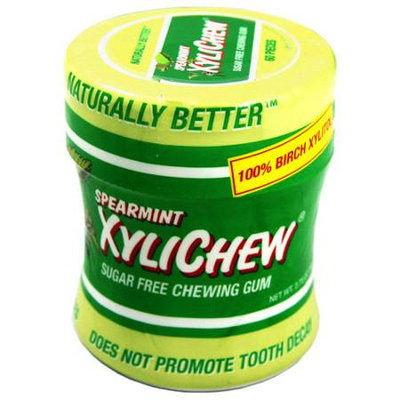 XyliChew Soft Chewing Gum Spearmint 60 Pieces