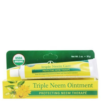 Organix South - TheraNeem Naturals Triple Neem Ointment - 1 oz.