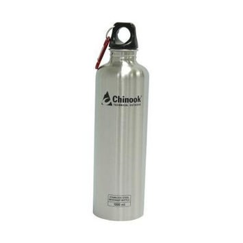Chinook 41135 Cascade Wide Mouth Stainless Steel Bottle