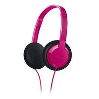 Philips SHK1000PK/28 Kids On-Ear Headphones - Pink