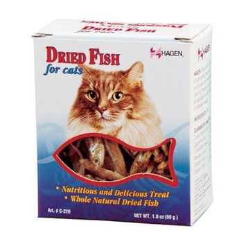 Hagen Dried Fish for Cats Treat: 1.7 oz