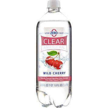 Sam's Choice Clear American Wild Cherry Sparkling Water, 33.8 fl oz