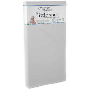 Moonlight Slumber Little Star Organic Crib Mattress