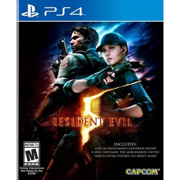 Capcom Resident Evil 5 HD Playstation 4 [PS4]