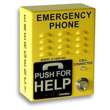 Viking Electronics VK-E-1600-45A Emergency Handsfree Phone