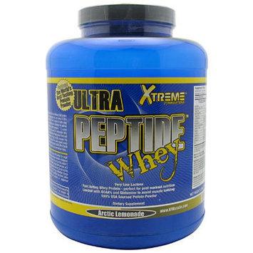 Xtreme Formulations, Ultra Peptide Whey Lemonade 5lb