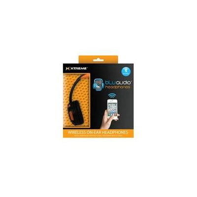 Xtreme Cables And Accessories Xtreme Cables 51421 Bluetooth Headphones Orange