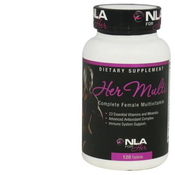 NLA For Her Her Multi 120 Tablets