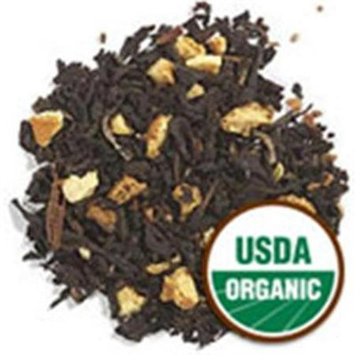 Frontier Natural Products Orange Spice Tea Organic - 16 oz
