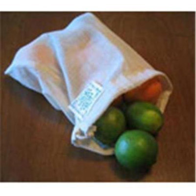 Gauze Produce Bag, Natural Cotton 1 COUNT by Eco Bags