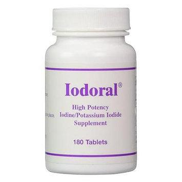 Optimox Vitamins Optimox Iodoral High Potency Iodine Potassium Iodide Supplements