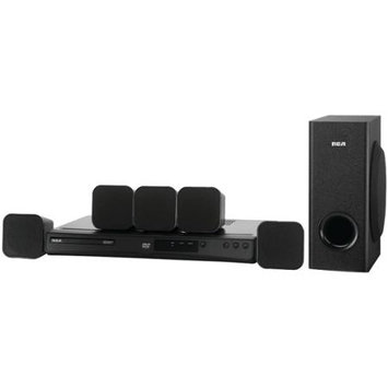 Rca - 200w 5.1-ch. Upconvert Dvd Home Theater System