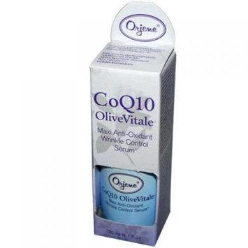 Jason Natural Organics CoQ10 OliveVitale Age Recovery Serum by Orjene - 1oz.