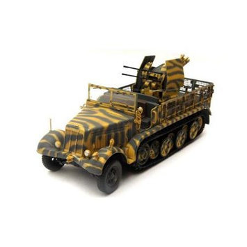 Forces of Valor German Sd. Kfz. 7/1 mit 2cm Flakvierling 38 UNXV0069 UNIMAX