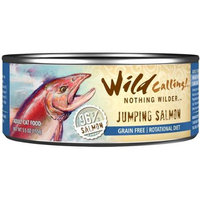 Best Friend Products Corp Wild Calling Jumping Salmon Can Cat Food 24 Pack