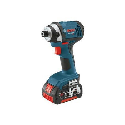 Bosch 18-Volt 1/4-in Cordless Variable Speed Impact Driver with Hard Case IDS181-01