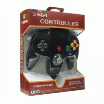 Hyperkin Cirka N64 Controller with long handle (Black)