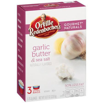 Orville Redenbacher's Naturals Buttery Garlic