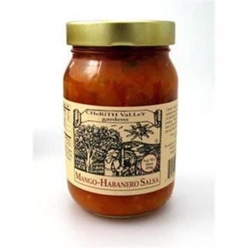 Cherith Valley Gardens MH16 Mango Habanero Salsa 16 oz