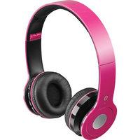 GPX IAHB16P Bt Wrls Pink On Ear Headset Wrls
