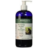 Wholistic Pet Organics Heavenly Herbal Shampoo 16oz