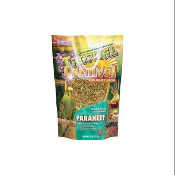 Fm Brown's Fm Browns BBN44647 Tropical Carnival Gourmet Keet 20lb Pouch
