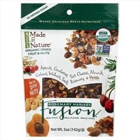 Made In Nature 5 oz. Rosemary Harissa Fusion Organic Dried Fruit & Nuts - Case Of 6