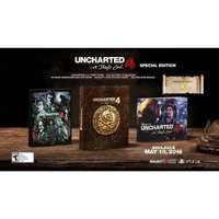 Uncharted 4: A Thief's End - Special Edition (Playstation 4)