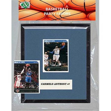 Candicollectables Candlcollectables 67LBKNICKS NBA New York Knicks Party Favor With 6 x 7 Mat and Frame