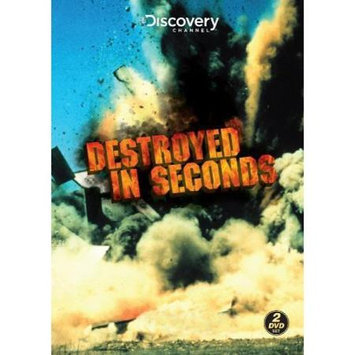Discovery Channel, The Destroyed In Seconds (2 Disc) - Subtitle Dolby - DVD
