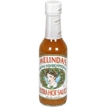 Melinda's Extra Hot Pepper Sauce, 5 oz (Pack of 12)