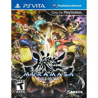 Aksys Games PS Vita Muramasa Rebirth Limited Edition