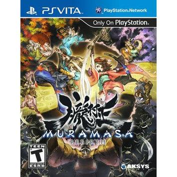 Aksys Games PS Vita Muramasa Rebirth Limited Edition