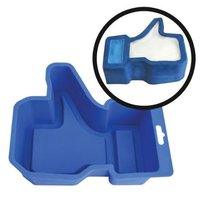 Big Mouth Toys Thumbs Up Silicon Cake Mold