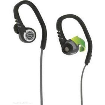 Scosche Industries, Inc. Sport Clip Earbuds Black